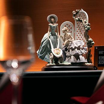 margauxマルゴー座席室内画像